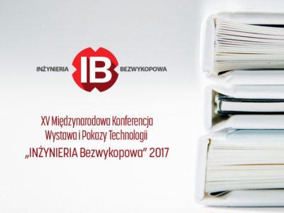 Obsługa XV Międzynarodowej Konferencji, Wystawy i Pokazów Technologii