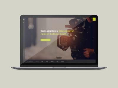 Realizacja strony www  dla firmy Quality Studio