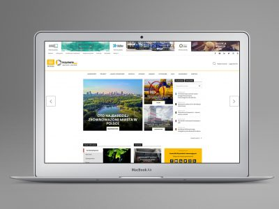 Realizacja portalu inzynieria.com